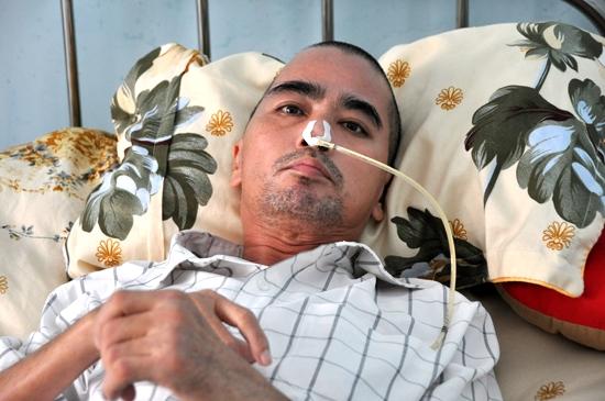 Diễn viên Nguyễn Hoàng có nguy cơ bị mất nhà sau cơn bạo bệnh - Tin sao Viet - Tin tuc sao Viet - Scandal sao Viet - Tin tuc cua Sao - Tin cua Sao
