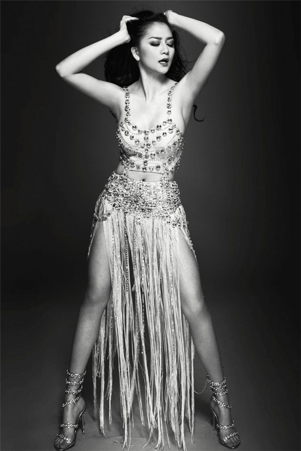 Bảo Trangcho biết người có ảnh hưởng nhiều nhất tới mình chính là thần tượng Jennifer Lopez, ngoài ra còn có Michael Jackson, Ciara, Rihanna…. - Tin sao Viet - Tin tuc sao Viet - Scandal sao Viet - Tin tuc cua Sao - Tin cua Sao