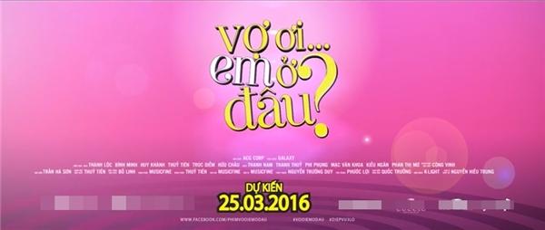Phim dự kiến khởi chiếu trên toàn quốc từ ngày 25/3/2016.