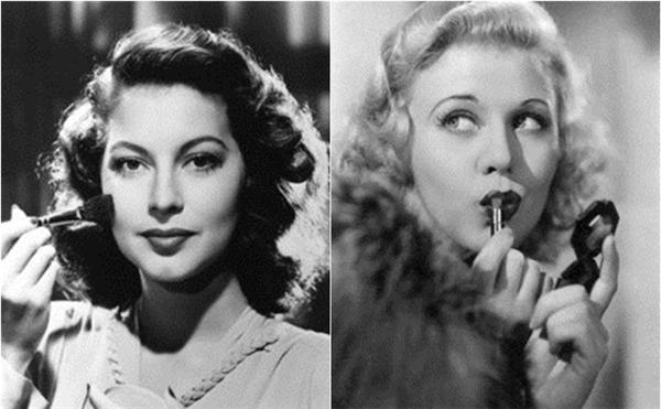 Idda van Munster chịu ảnh hưởng nhiều từ những vẻ đẹp kinh điển của Hollywood.