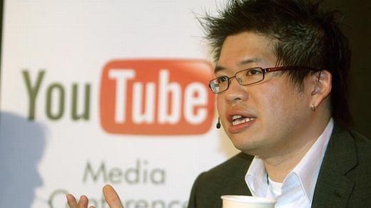 Steve Chen - người đồng sáng lậpYouTube. (Ảnh: Internet)