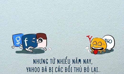 Lục lại kí ức một thời với Yahoo! Messenger thần thánh