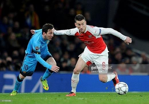 Cơ hội lội ngược dòng là rất ít dành cho Arsenal (Ảnh: Getty Images)