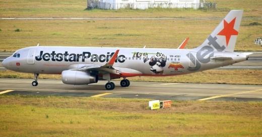 Jetstar Pacific tặng 100 triệu đồng cho khách bay cùng gấu Po