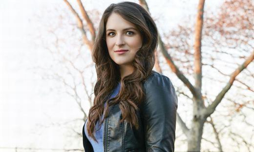 Cô gái Kacie xinh đẹp. (Ảnh: Daily Mail)