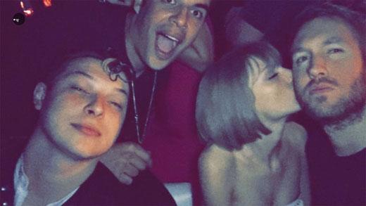 Calvin Harris là người đàn ông hoàn mĩ của Taylor Swift
