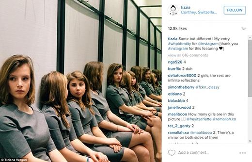 Rất nhiều người tham gia bình luận trên trang cá nhân của Vergari. (Ảnh: Instagram)