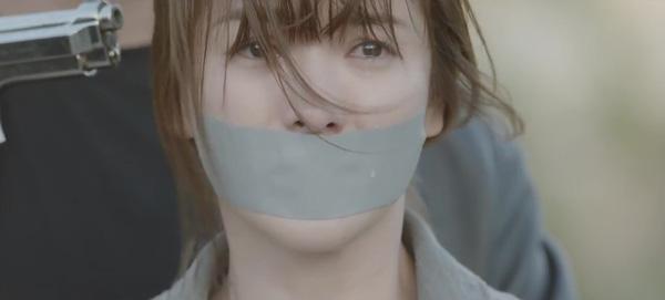 Cảnh phim Mo Yeon bị bắt cóc trong tập 9