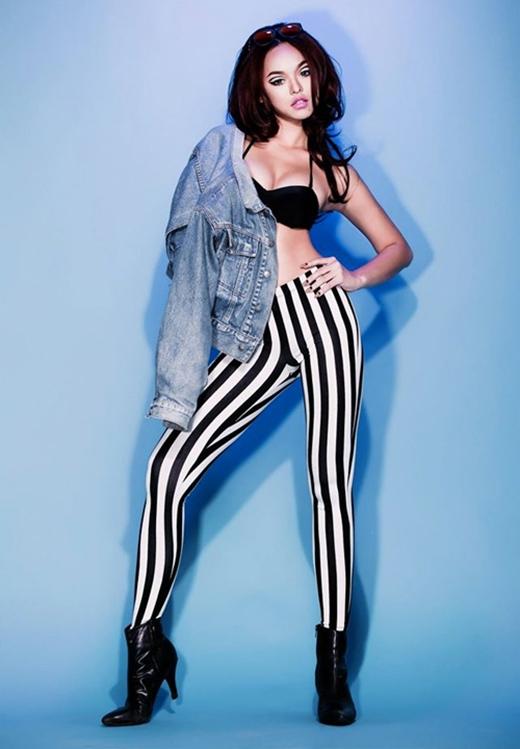 Mai Ngô, Quỳnh Mai hay mẫu Việt bị chê ăn nhiều đang là cái tên đang rất được chú ý. Bởi cô đã sự thể hiện mạnh mẽ và cá tính trong chương trình thực tế Asia's Next Top Model mùa 4.