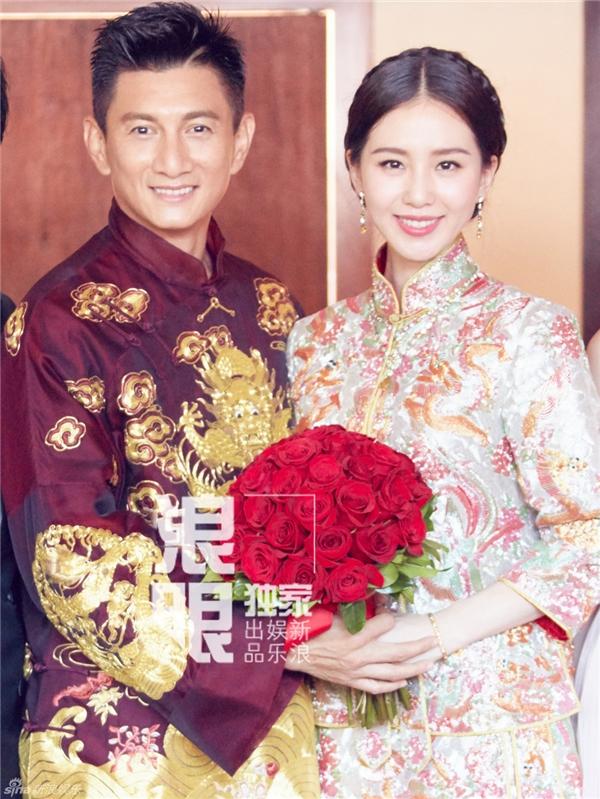 Cận cảnh thiên đường hôn lễ của Ngô Kỳ Long - Lưu Thi Thi