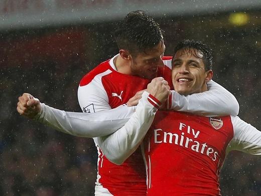 Alexis sắp rời xa Emirates để tìm kiếm danh hiệu. (Ảnh: Mirror.co.uk)