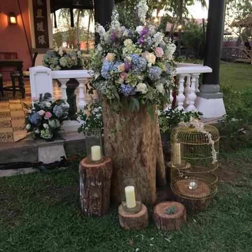 Toàn cảnh tiệc cưới lung linh giữa biệt thự triệu đô của Trang Lạ - Tin sao Viet - Tin tuc sao Viet - Scandal sao Viet - Tin tuc cua Sao - Tin cua Sao