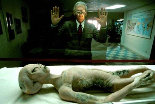 Xôn xao những xác người ngoài hành tinh trên Trái Đất