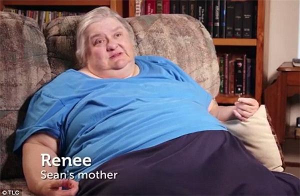 Bà Renee, mẹ Sean nói rằng con trai bà đã quên mất rằng bà cũng khó có khả chăm sóc cậu chu đáo.(Ảnh: Internet)