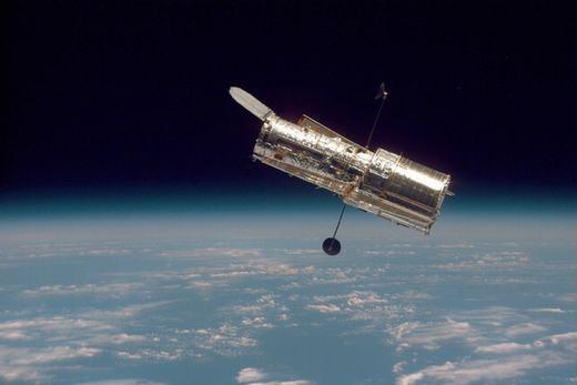 Kính thiên văn Hubble. (Ảnh: Internet)