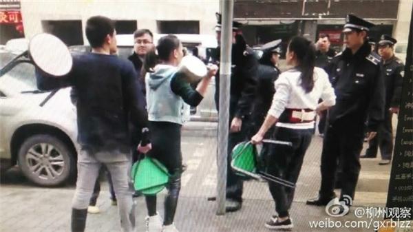 Ảnh: Weibo