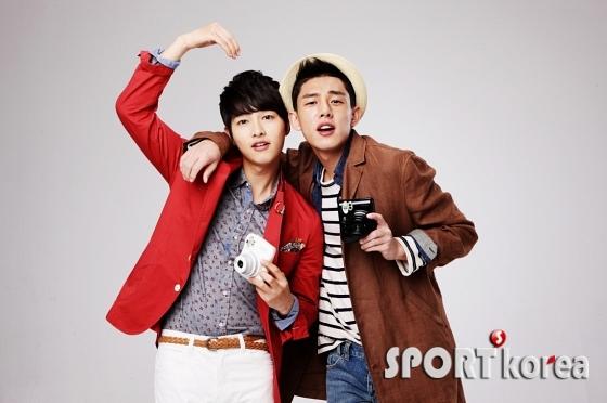 """Những người tình trong quá khứ của """"đại úy Yoo"""" Song Joong Ki"""