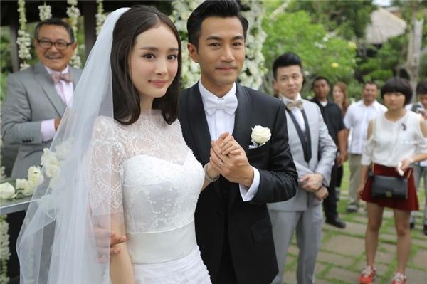 Những cặp đôi vợ trẻ chồng già hot nhất Hoa ngữ