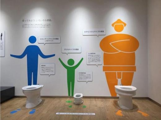 Nhà vệ sinh của người Nhật khiến nhiều du khách thấy lạ lẫm và thú vị.(Ảnh: Internet)
