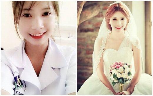 Thanh Lam hí hửng với trào lưu hóa thân thành cô dâu.