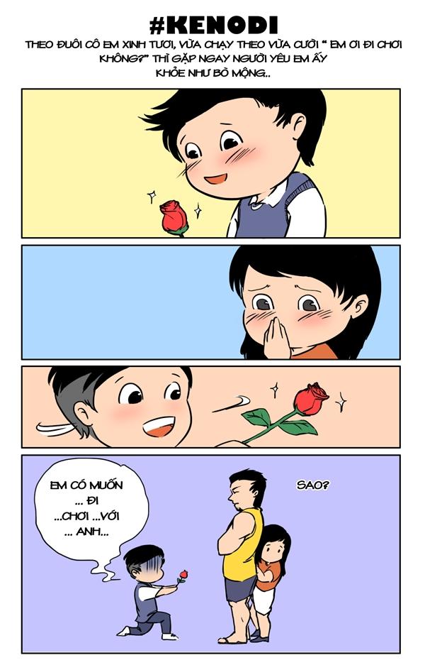 Vì sao gái tốt trên đời toàn là hoa có chủ?!