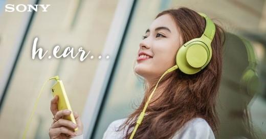 Những chiếc tai nghe Sony có thể dễ dàng đưa bạn chu du đến một thế giới nhạc âm tuyệt vời.