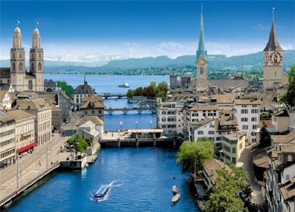 Thụy Sĩ không chỉ là vùng đất lí tưởng để khởi nghiệp mà còn là thiên đường cho các phượt thủ thích du lịch một mình. (Ảnh: Internet)