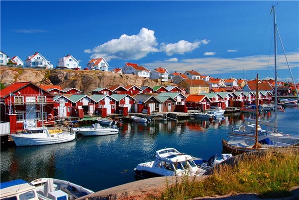 Thụy Điển còn được bình chọn là quốc gia có nhiều người đẹp nhất thế giới.(Ảnh: Internet)
