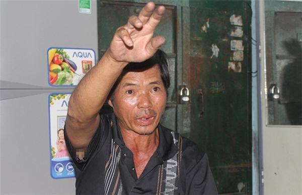 Ông Huỳnh Ngọc Sơn - người có công đầu tiên trong việc cứu nguy đoàn tàu. Ảnh: Internet