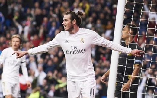 Bale sắp trở thành cầu thủ nhận lương cao nhất Real. (Ảnh: Internet)