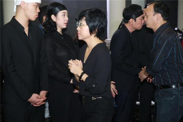 MC Thảo Vân chia sẻ phần nào sự mất mát với gia đình nhạc sĩ. - Tin sao Viet - Tin tuc sao Viet - Scandal sao Viet - Tin tuc cua Sao - Tin cua Sao