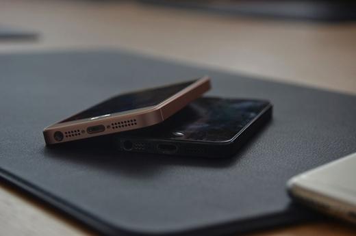 Nó có phần vỏ củamột chiếc iPhone 5s...(Ảnh: The Verge)