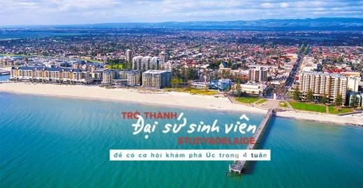 Adelaide - Thành phố đáng sống của du học sinh quốc tế