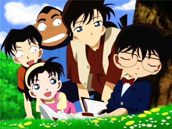 Conan được yêu thích trên toàn thế giới. (Ảnh: Intenet)