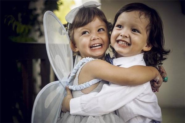Những thiên thần nhỏ khiến bạn nhìn là muốn có con lai
