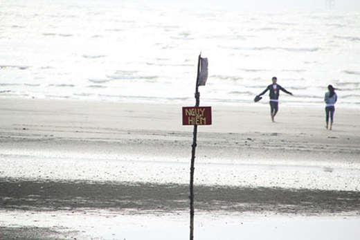 UBND TP. Vũng Tàu khẳng định sẽ quyết liệt hơn trong việc tuyên truyền an toàn khi tắm biển cho người dân và du khách. (Ảnh: Internet)