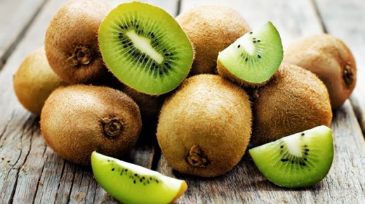 Kiwi là đương kim vô địch về vitamin C. (Ảnh: Internet)