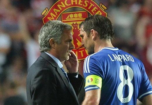 Ngày Mourinho trở thành HLV trưởng MU đã không còn xa. (Ảnh: Goal.com)