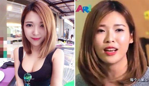 Vỡ mộng vì khuôn mặt thật của mỹ nữ bán hàng Malaysia