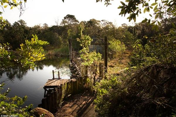 Cả công viên nước River Country và đảo Discovery đều từng là điểm đến thu hút khách tham quan.