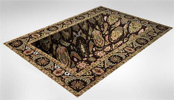 Chiếc thảm được thiết kế tài tình này sẽ khiến nhiều người đau tim khi bất ngờ gặp phải.