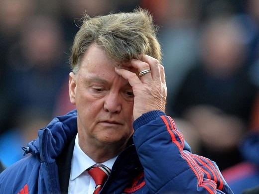 Phải chăng cả MU và Van Gaal đều sai lầm khi đến với nhau?. (Ảnh: Internet)