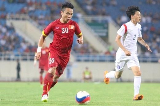 Tiền vệ trái: Trần Phi Sơn. (Ảnh: Internet)