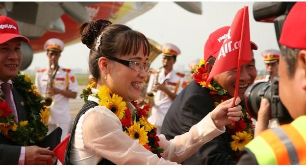 Sắp có nữ tỷ phú đô la đầu tiên ở Việt Nam