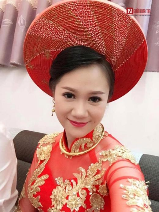 Cô dâu xinh đẹp Nguyễn Thu Thảo, SN 1995