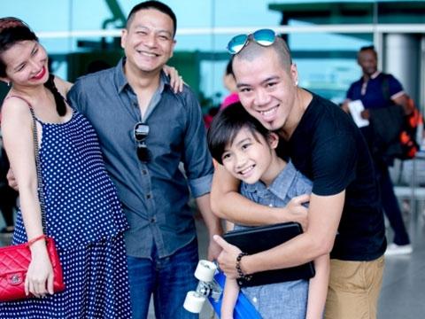 Khoảnh khắc đẹp của chồng cũ - chồng mới của diễn viên Kim Hiền. - Tin sao Viet - Tin tuc sao Viet - Scandal sao Viet - Tin tuc cua Sao - Tin cua Sao