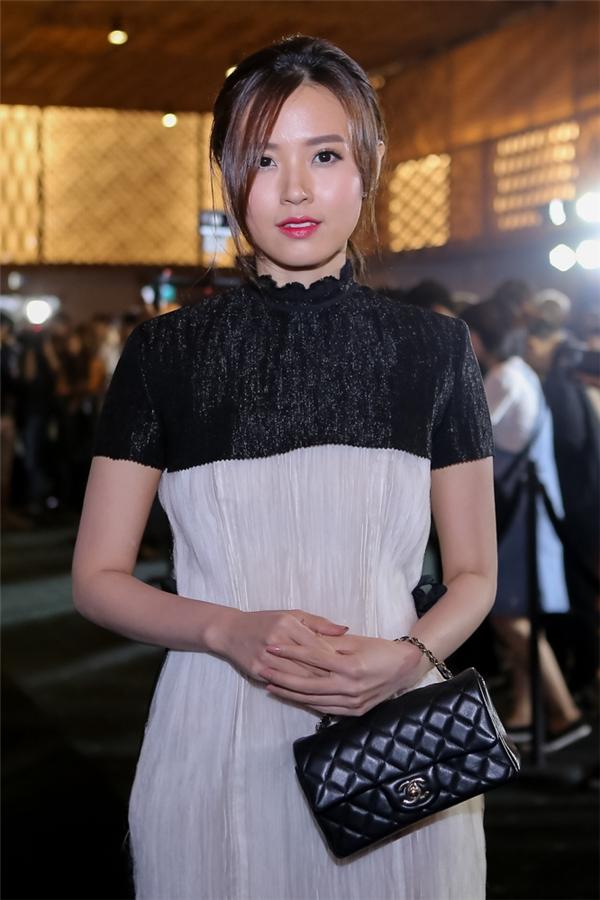 Cận cảnh gương mặt thu hút của nữ diễn viên xinh đẹp. - Tin sao Viet - Tin tuc sao Viet - Scandal sao Viet - Tin tuc cua Sao - Tin cua Sao