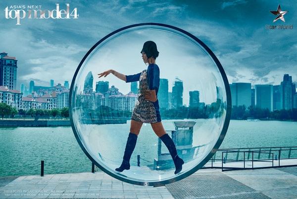 Bức hình đẹp nhất tuần 1 của Quỳnh Mai