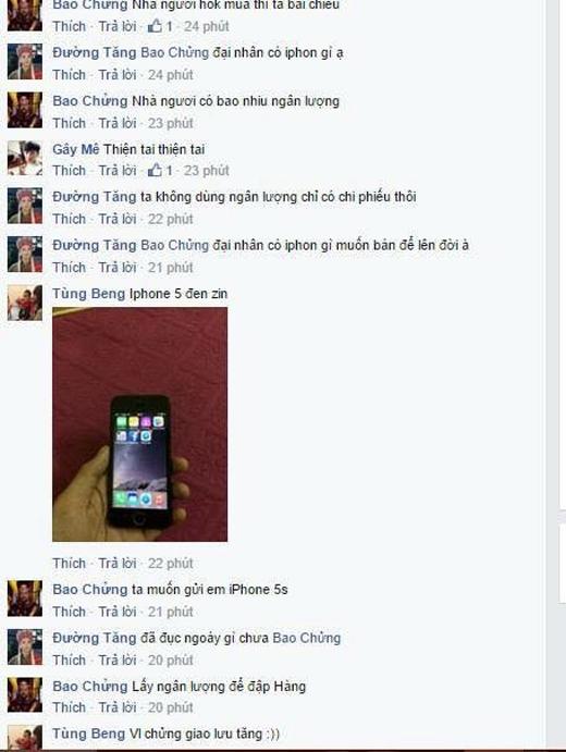 Nhiều người đã không nhịn nổi cười trước những tư vấn mua điện thoại của Đường Tăng.(Ảnh: Internet)