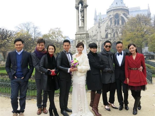 Nơi chụp ảnh cưới cũng là nơi La Trọng Khiêm quay cảnh đám cưới trong Bao La Vùng Trời 2